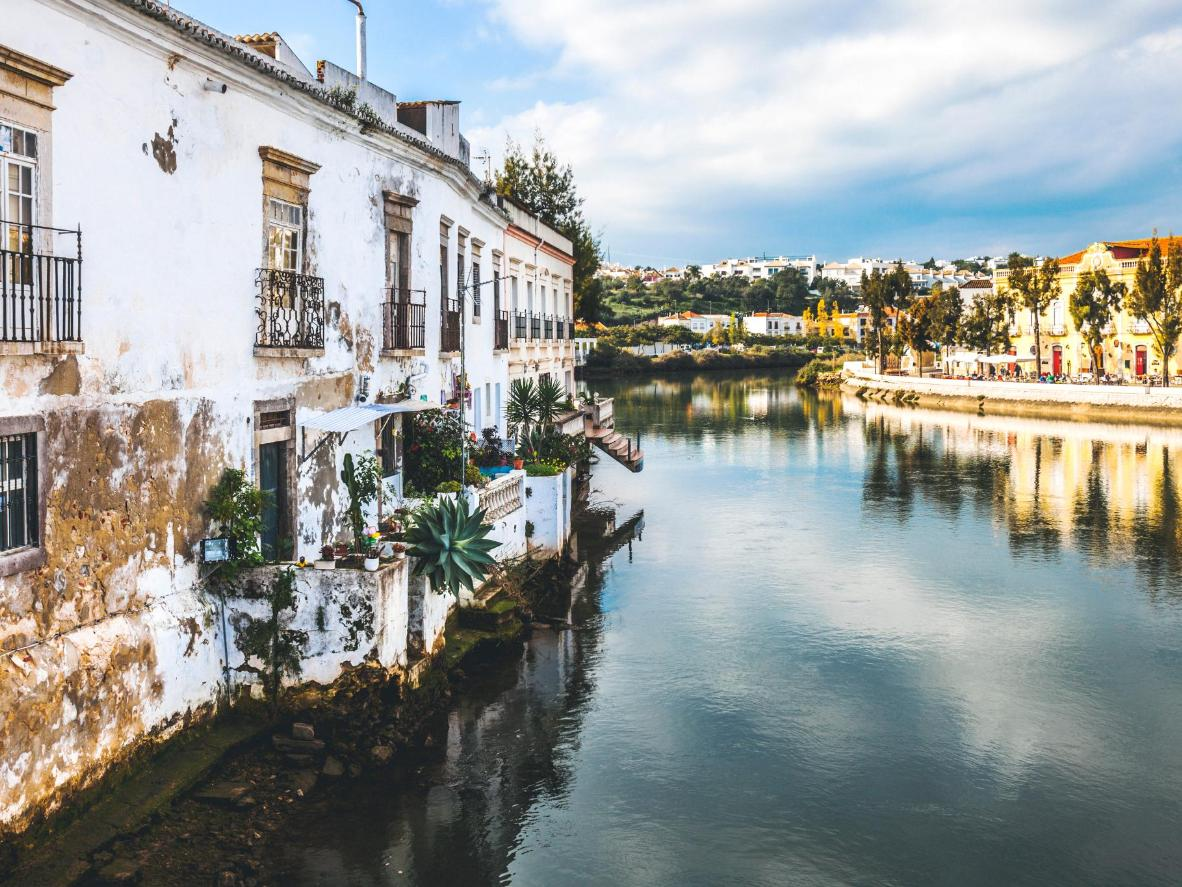Explore the historic cobbled streets without the crowds in Tavira