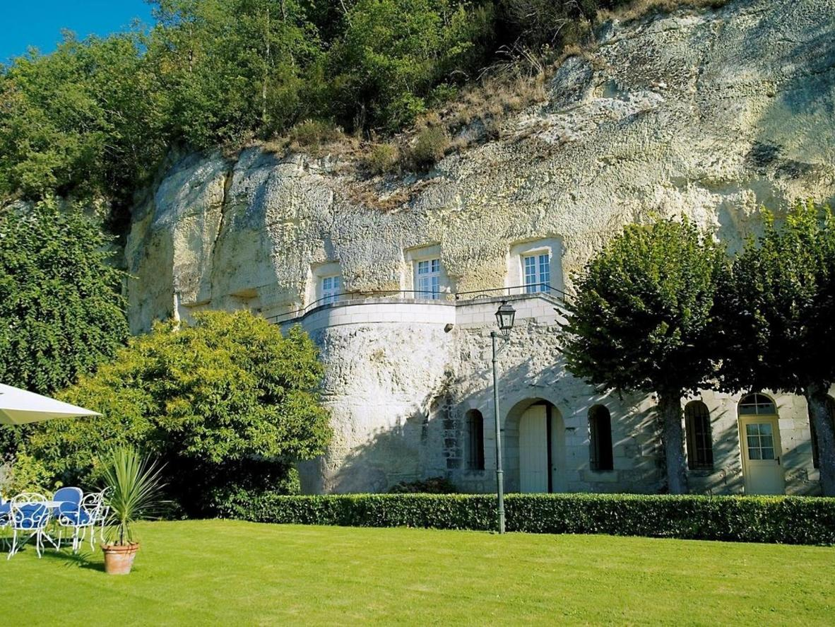 Truely inhabit the French landscape with a stay at Hotel les Hautes Roches