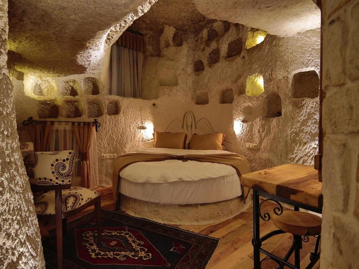Escape into a magical wonderland at the Panoramic Cave Hotel