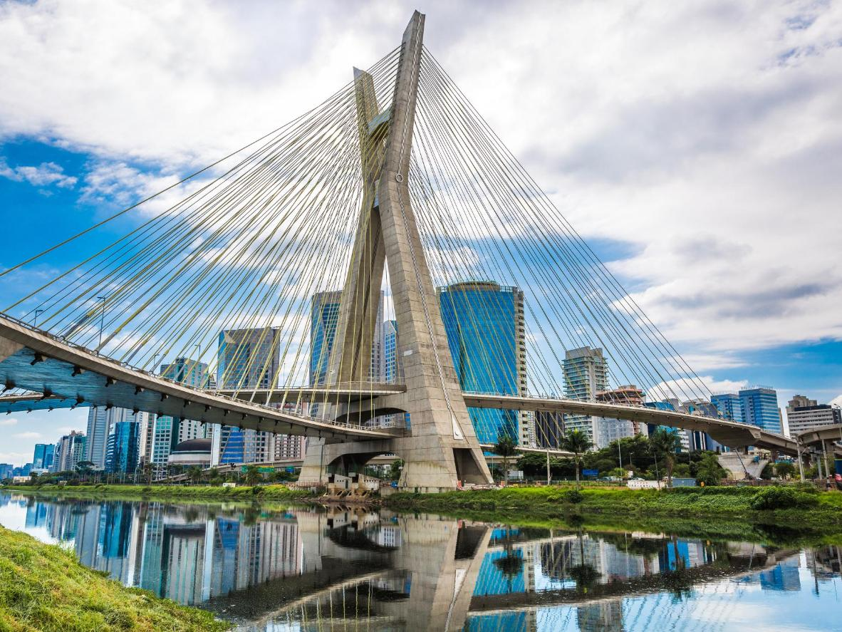 Sao Paulo's mulicutralism roots means that there's an array of fine dining opportunities