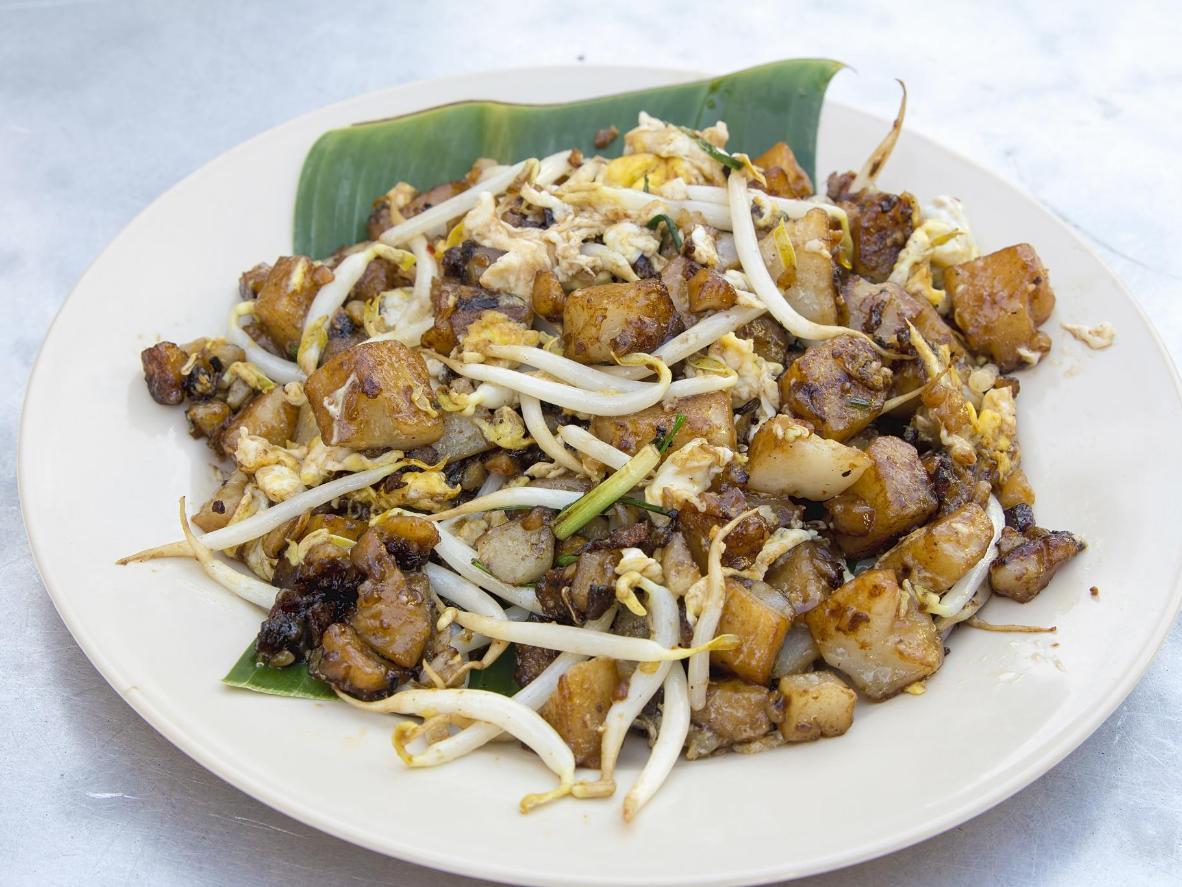Chai Tow Kway