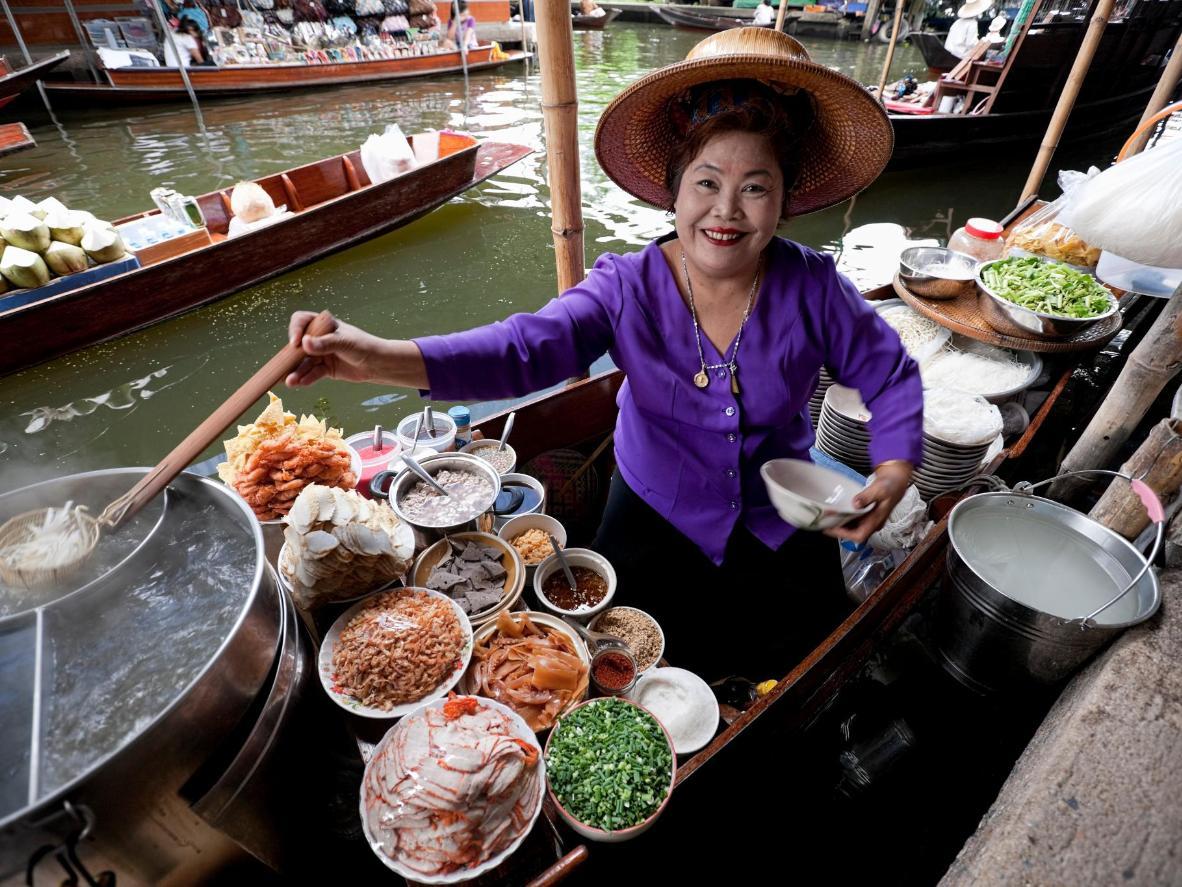 Thailand's cuisine is unforgettable