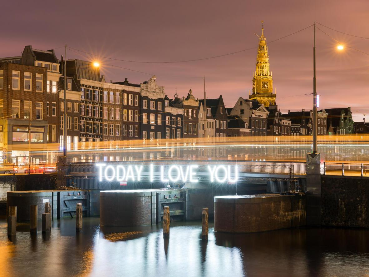It's true – the canals really are romantic