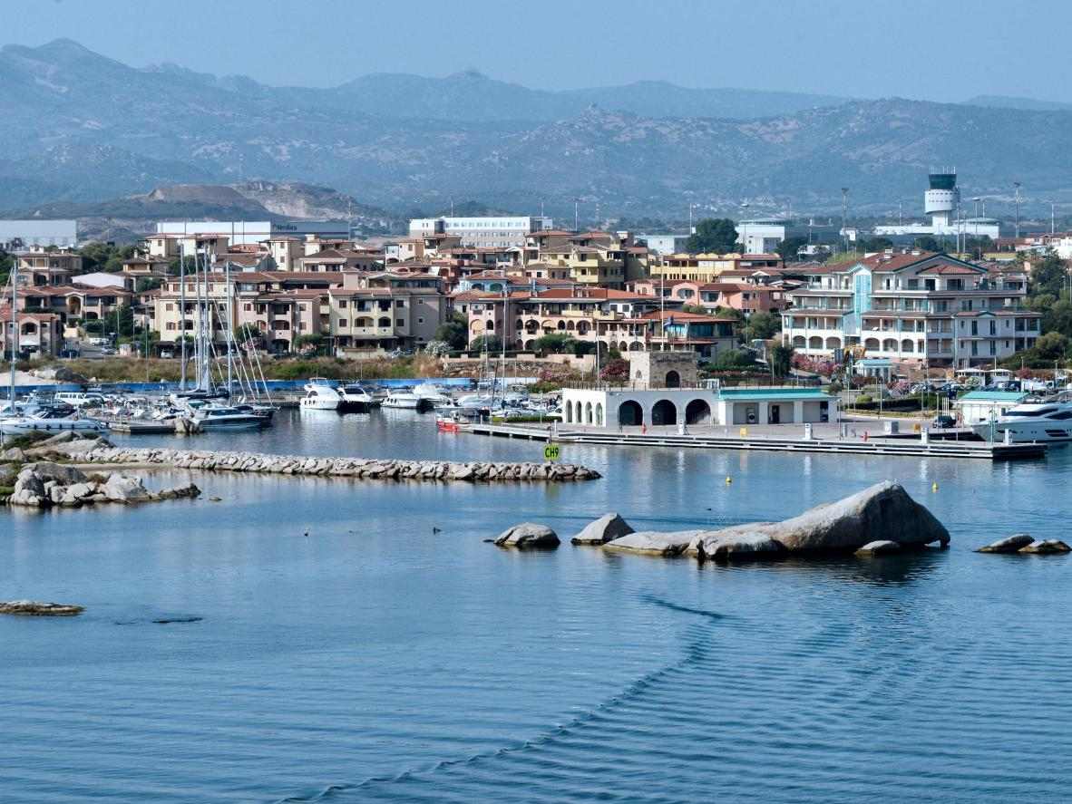 This port city in northern Sardinia is a great family-friendly NYE destination