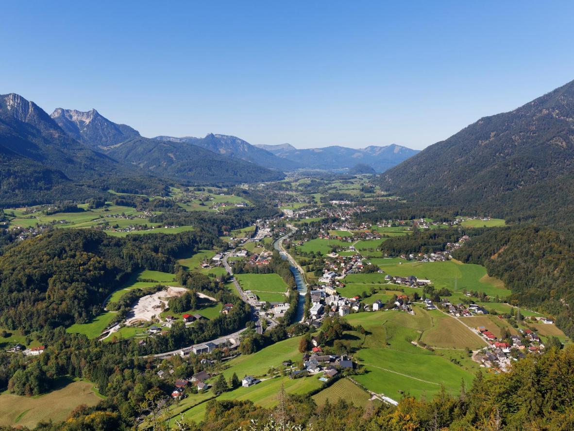 Bad Ischl, Austria, was home to Strauss, Freud and Bruckner