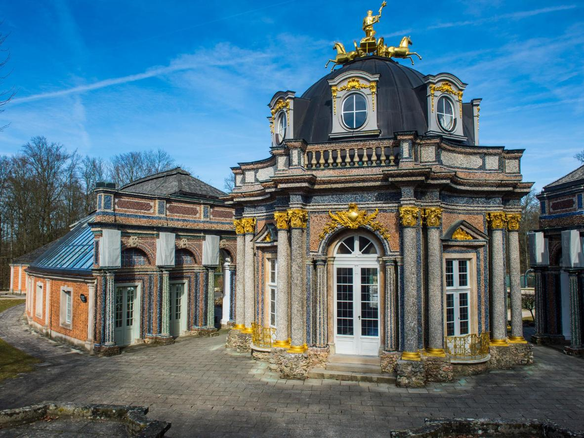 Bayreuth, Germany, hosts the annual Richard Wagner Festival