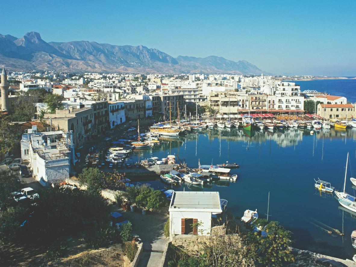 A pleasant Mediterranean January break in Kyrenia, Cyprus