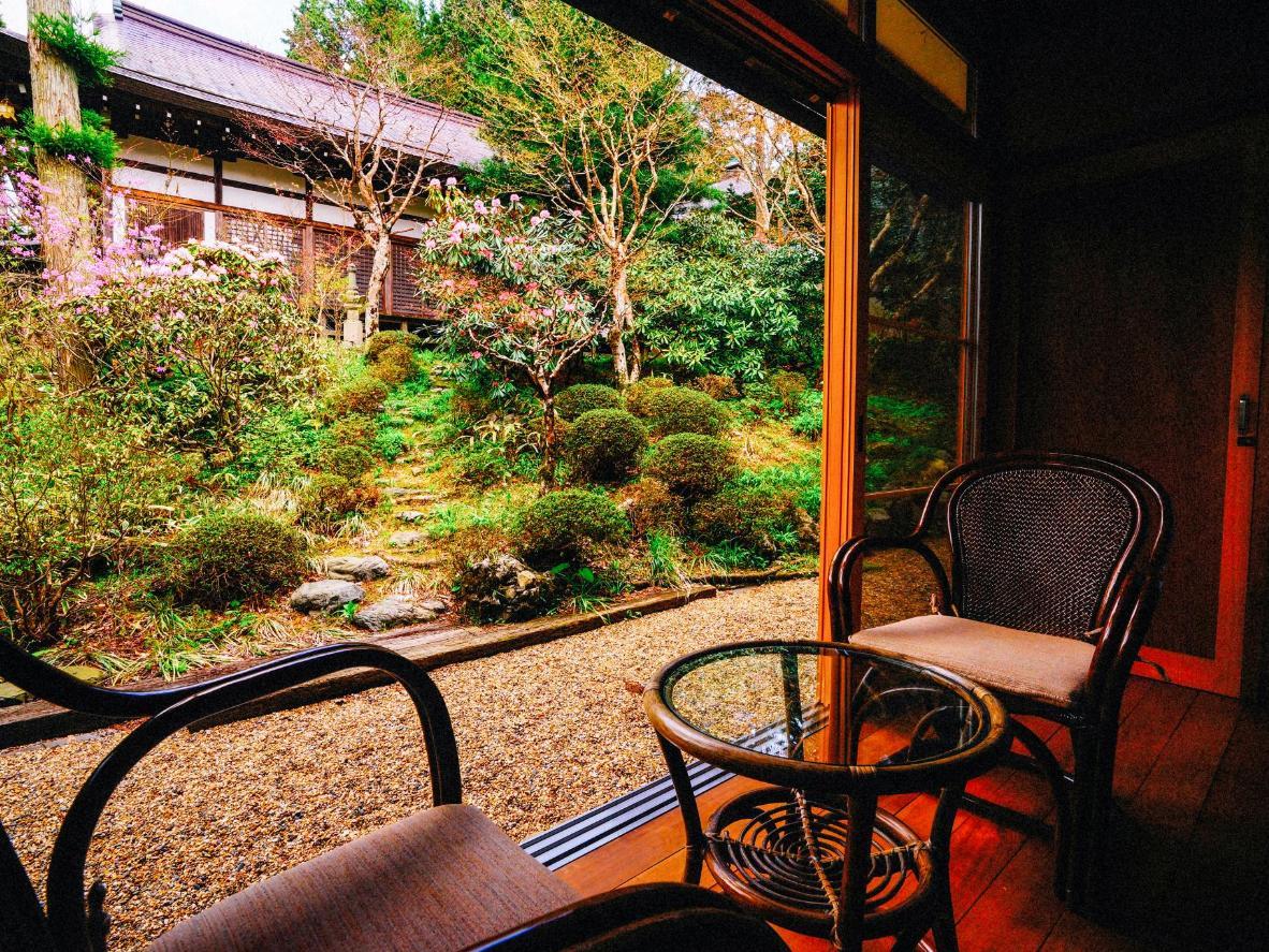 Reconnect with nature at the serene Shukubo Koya-san Eko-in Temple, Japan