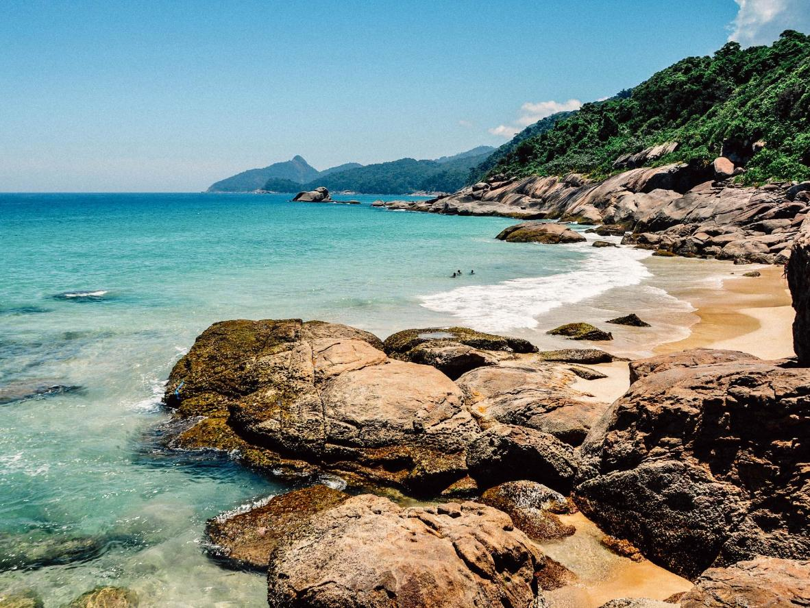 Escape from the crowds and take a trip to Angra dos Reis