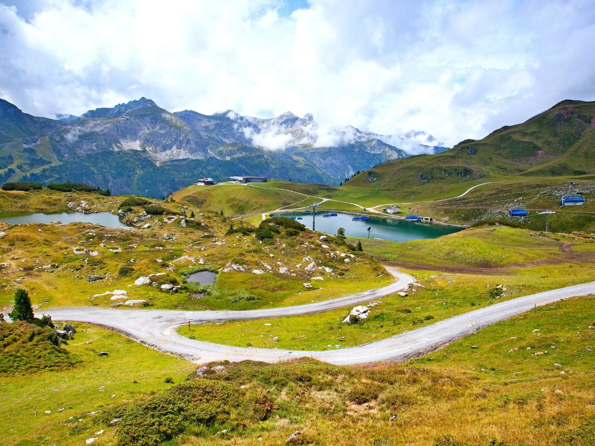the top 7 ski resorts to visit in summer | booking