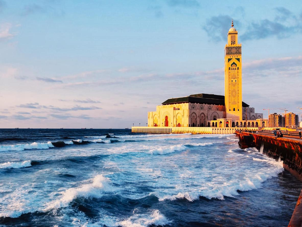 Destination Inspiration Casablanca Morocco Booking Com