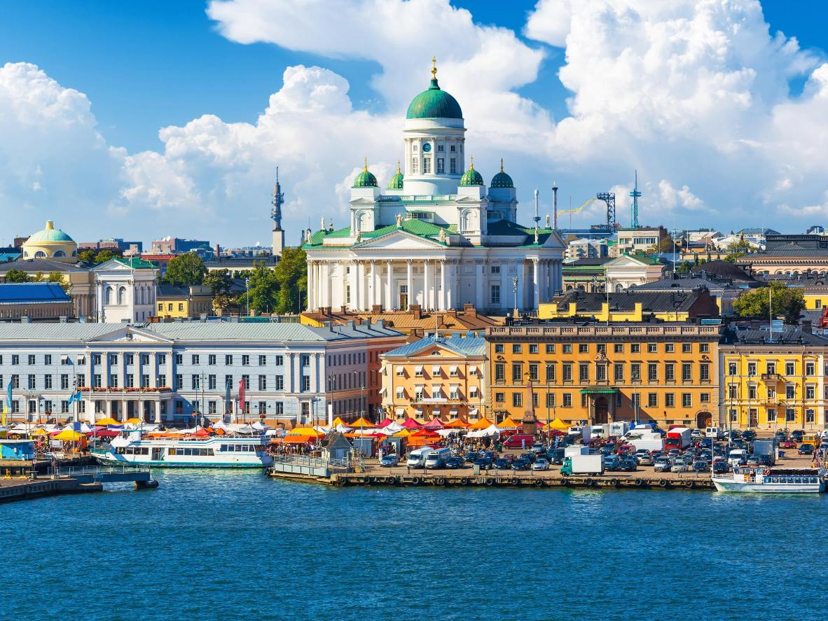 Finland's midnight sun gives visitors extra hours to explore every corner of the city