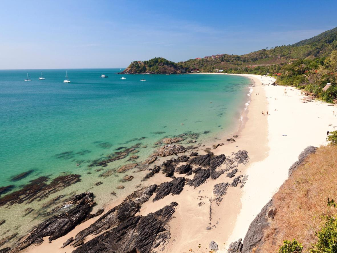 The relatively undiscovered Thai island of Koh Lanta