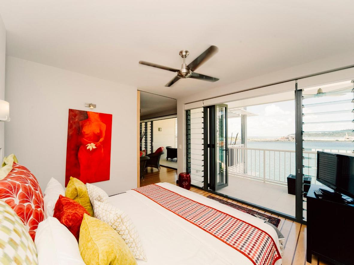 Mantra Boathouse's stylish and serene apartments