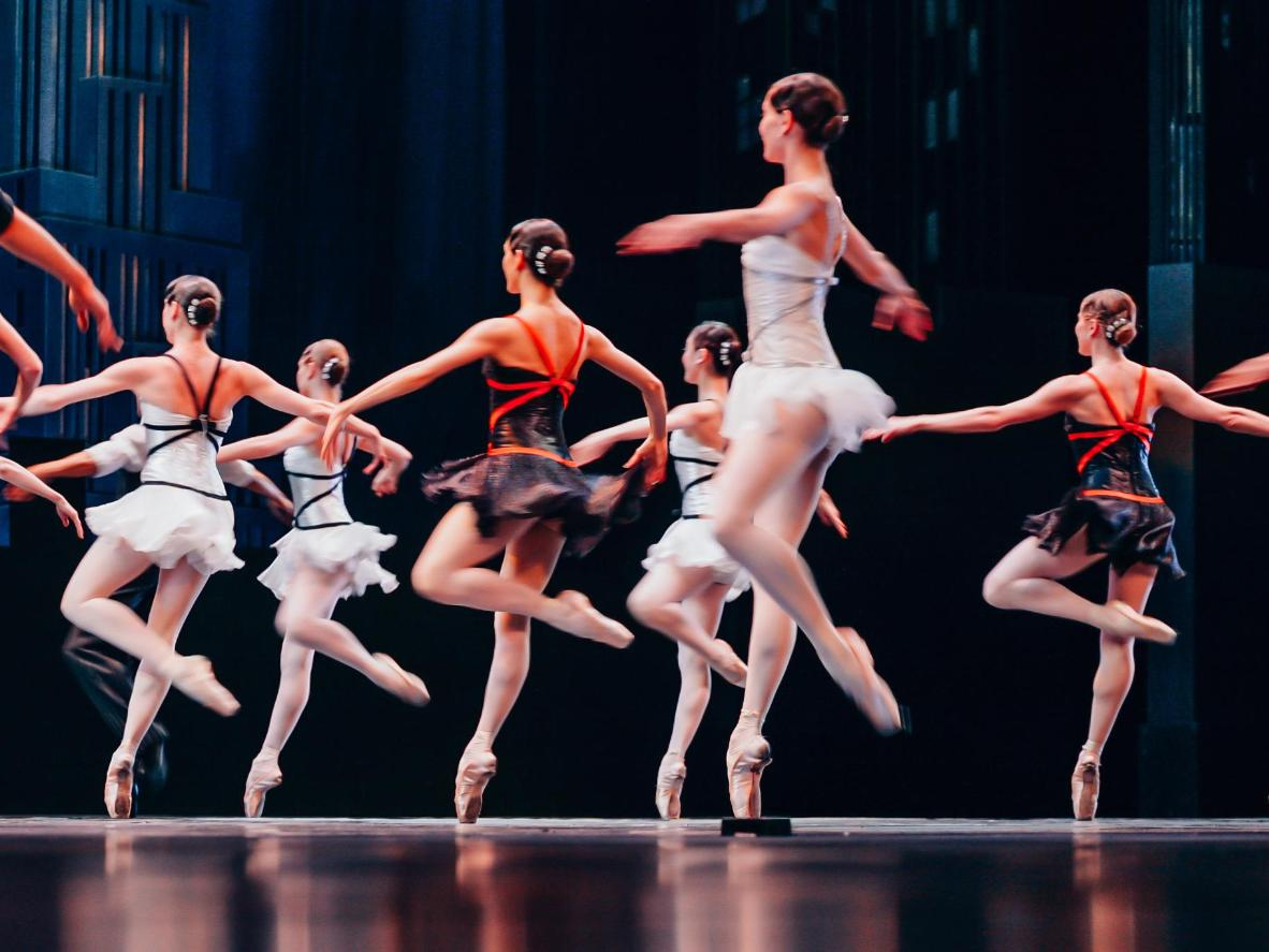 Forward-thinking and fluid ballet at the Royal Opera House in London
