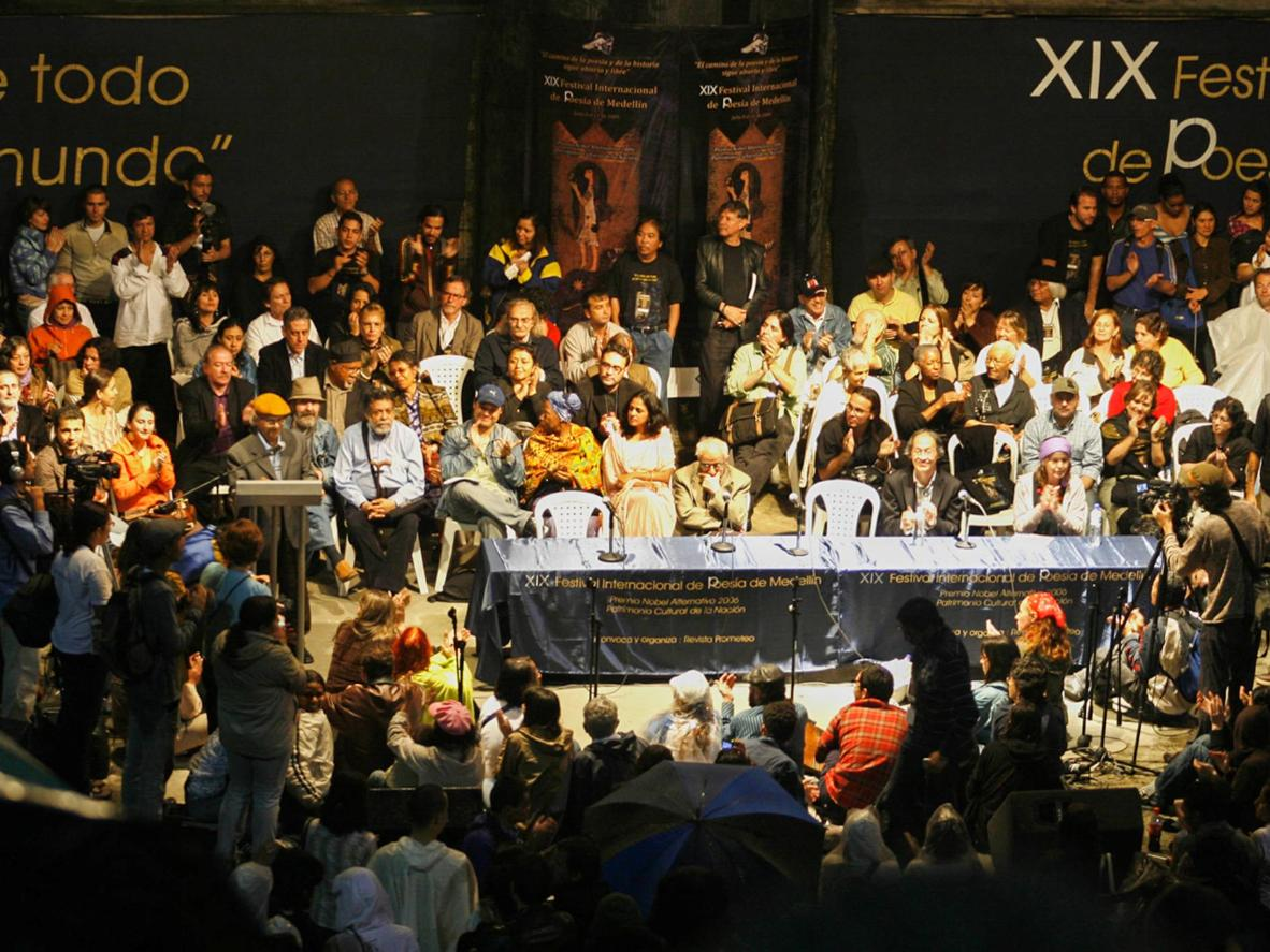 Medellin International Poetry Festival
