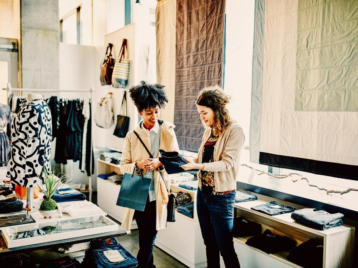 The Lower East Side is a hub of up-and-coming boutiques