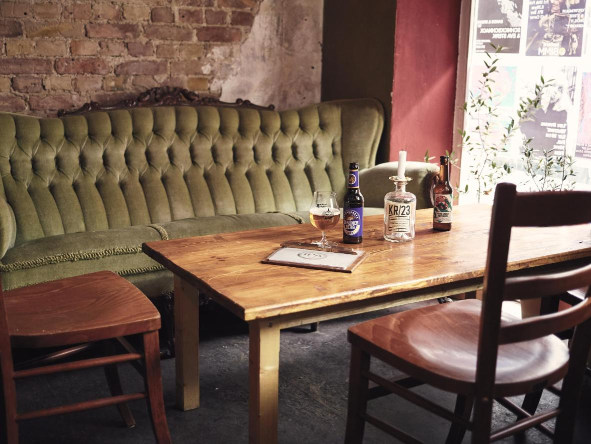 Amandine: The IPA Bar is a beer-lover's oasis on the popular Karl-Marx Strasse.