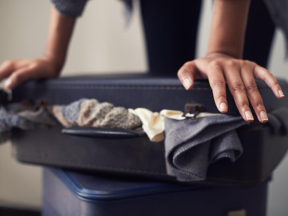 What to pack: everything. But also, nothing.