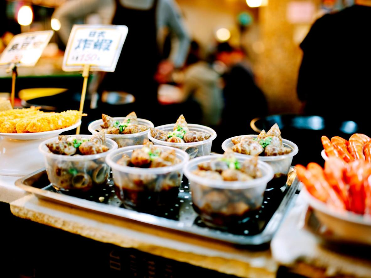 Delicious offerings at some of Taipei's best food trucks