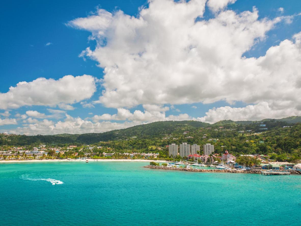 Kingston Town beaches