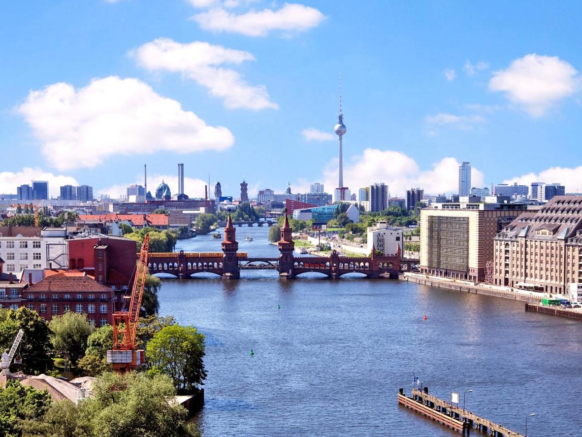 Cycle around Berlin for a weekend of art, art, and more art