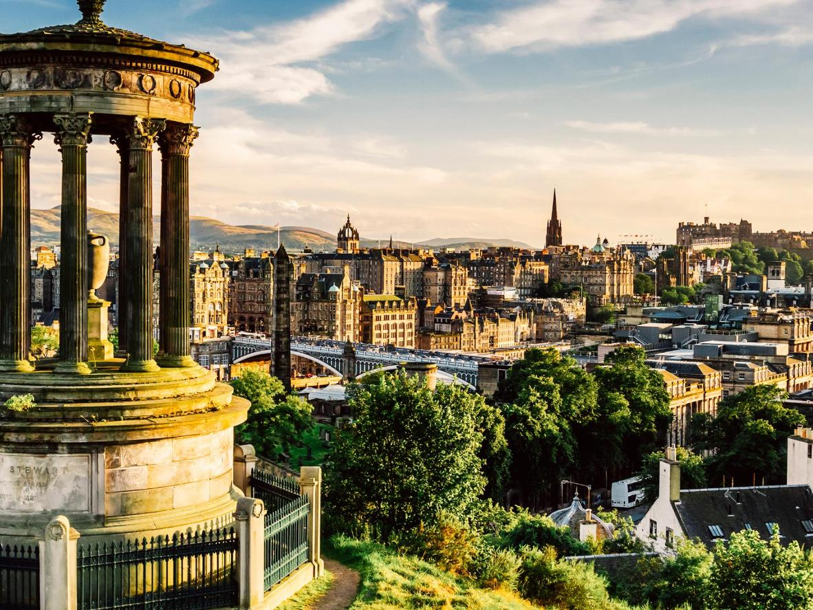 This historic, hilly city has some breath-taking views and sights to see