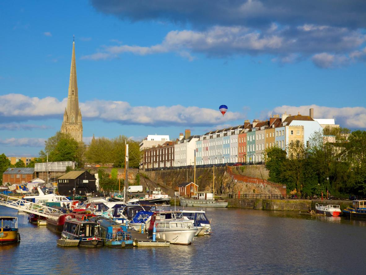Bristol in the summer offers a balance between relaxation and adventure