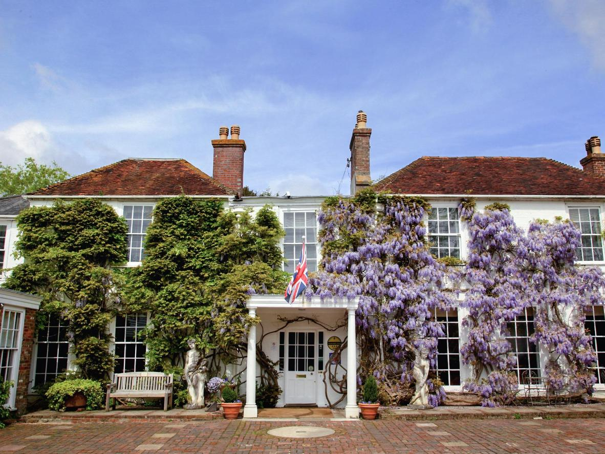 Experience English country house living at Powdermills Hotel