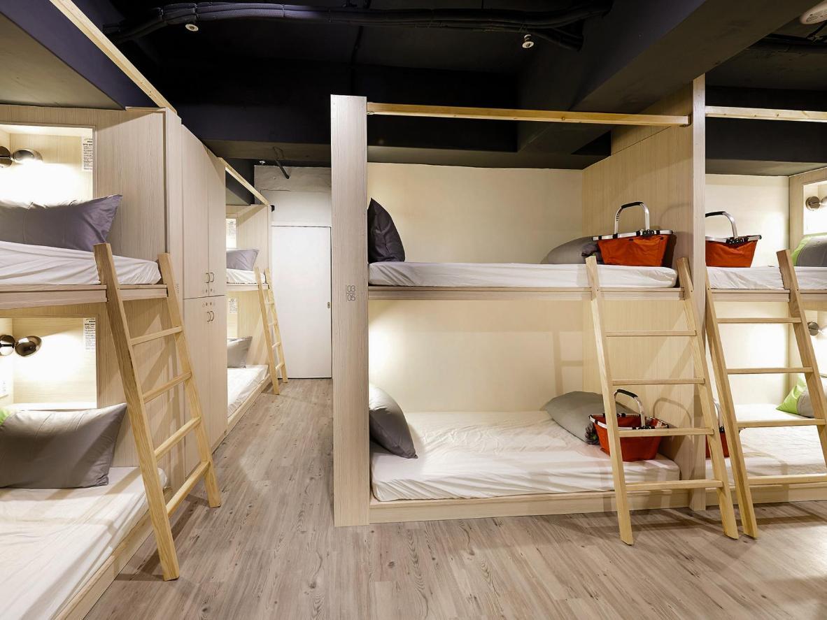 Ease Single Inn en Taichung, Taiwán
