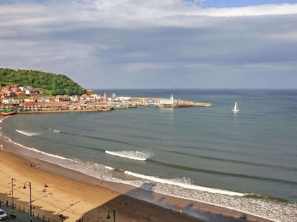 South Bay, Scarborough's main beach