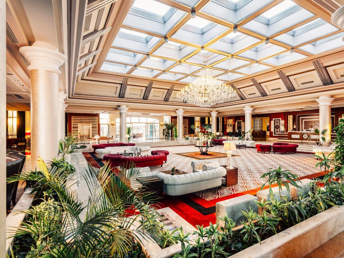 Enjoy a holiday of luxury at Rixos Sharm El Sheikh's all-inclusive resort