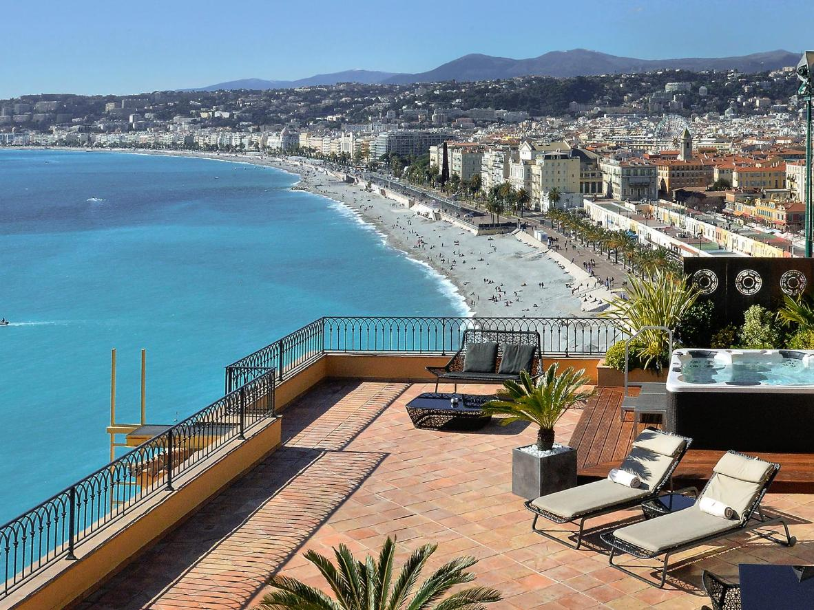 Hôtel La Pérouse in Nice, France
