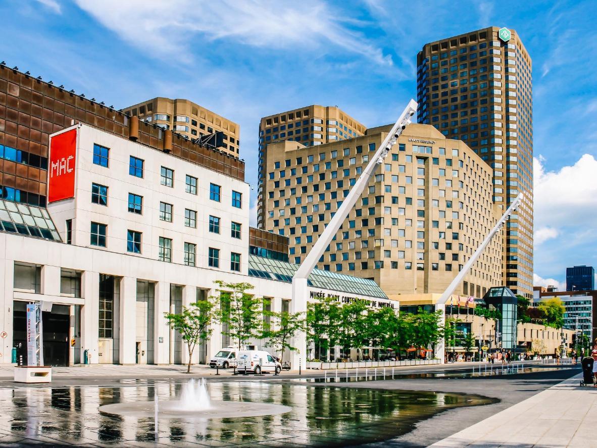 Quartier des Spectacles, Montreal