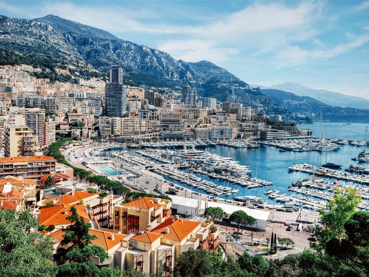 La Condamine and Monte Carlo in Monaco