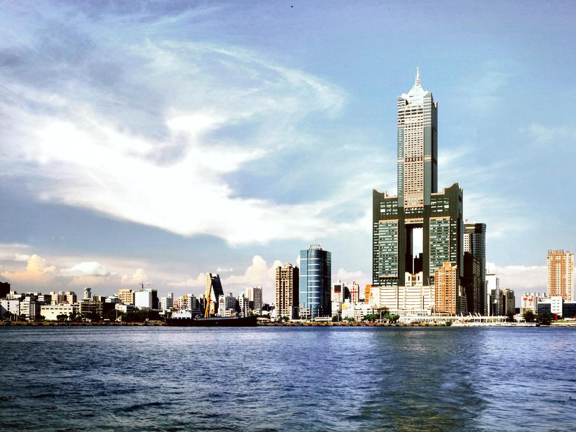 85 Sky Tower in Kaohsiung, Taiwan