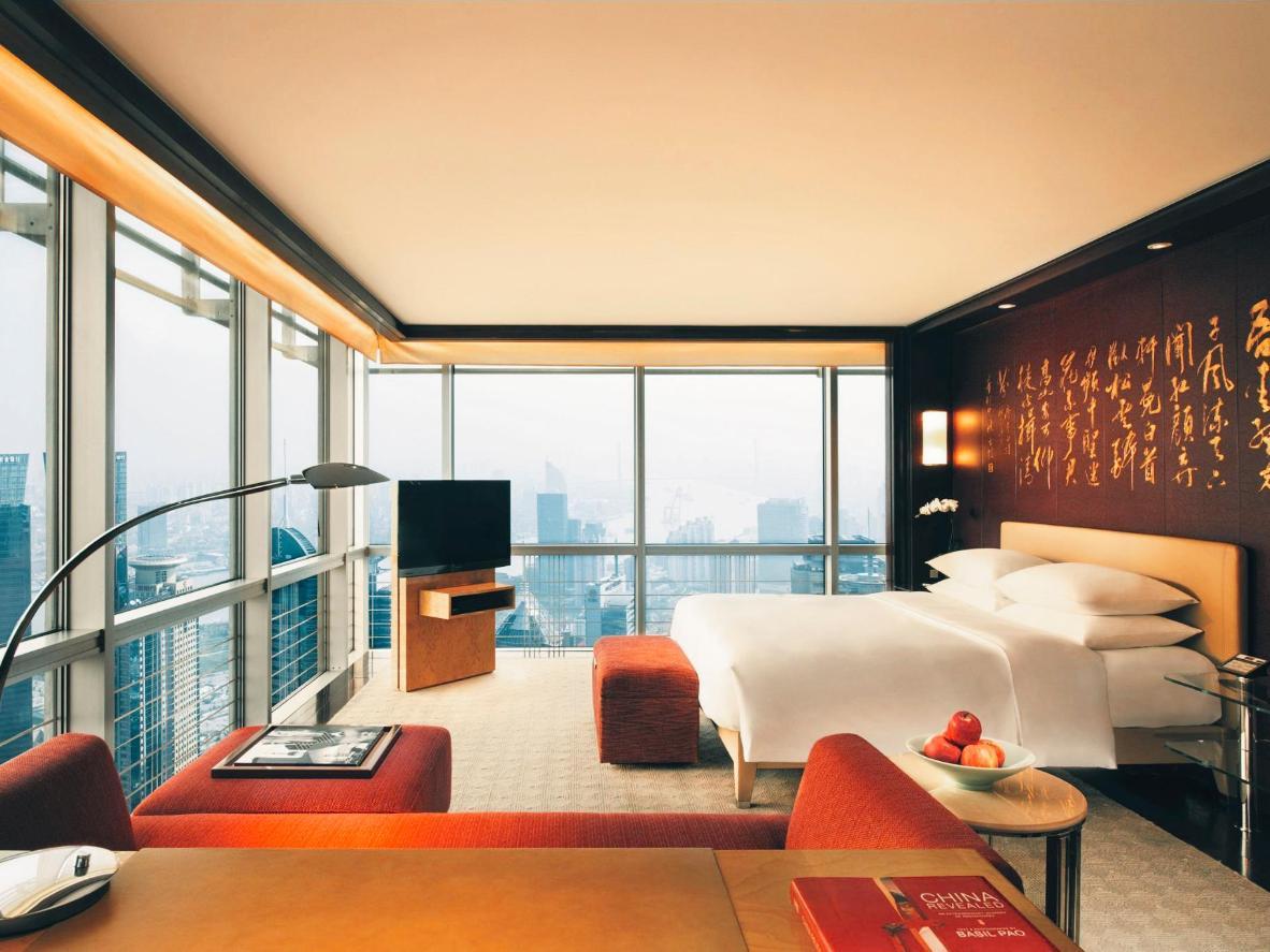 Grand Hyatt Shanghai in Shanghai, China