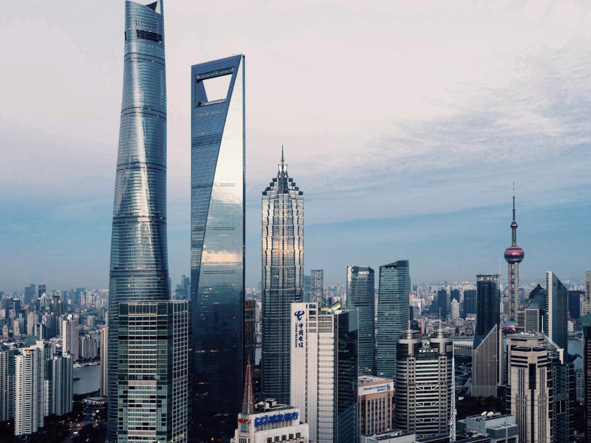 Park Hyatt in Shanghai, China