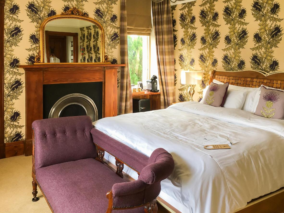 Firhall Highland B&B in Cairngorms, Highlands