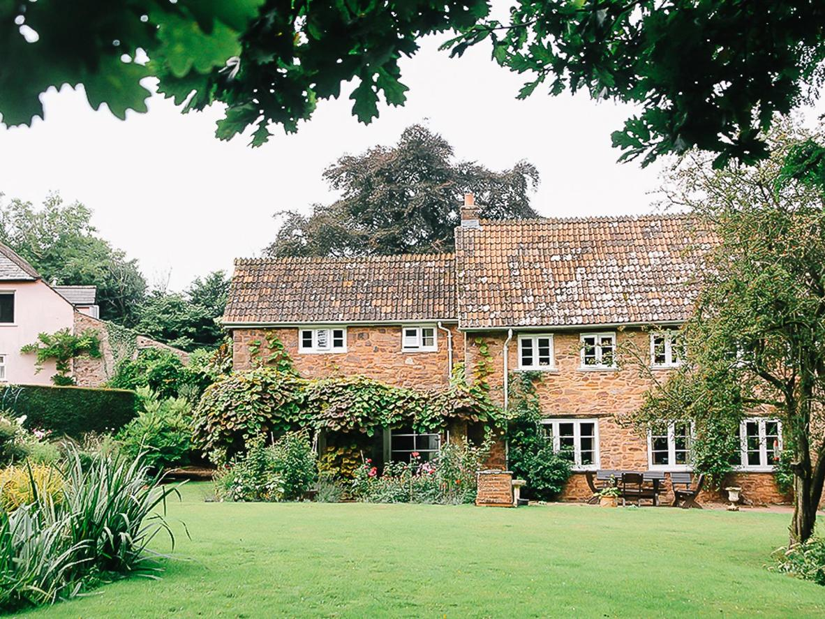 Middle Burrow Bed and Breakfast in Exmoor, Somerset