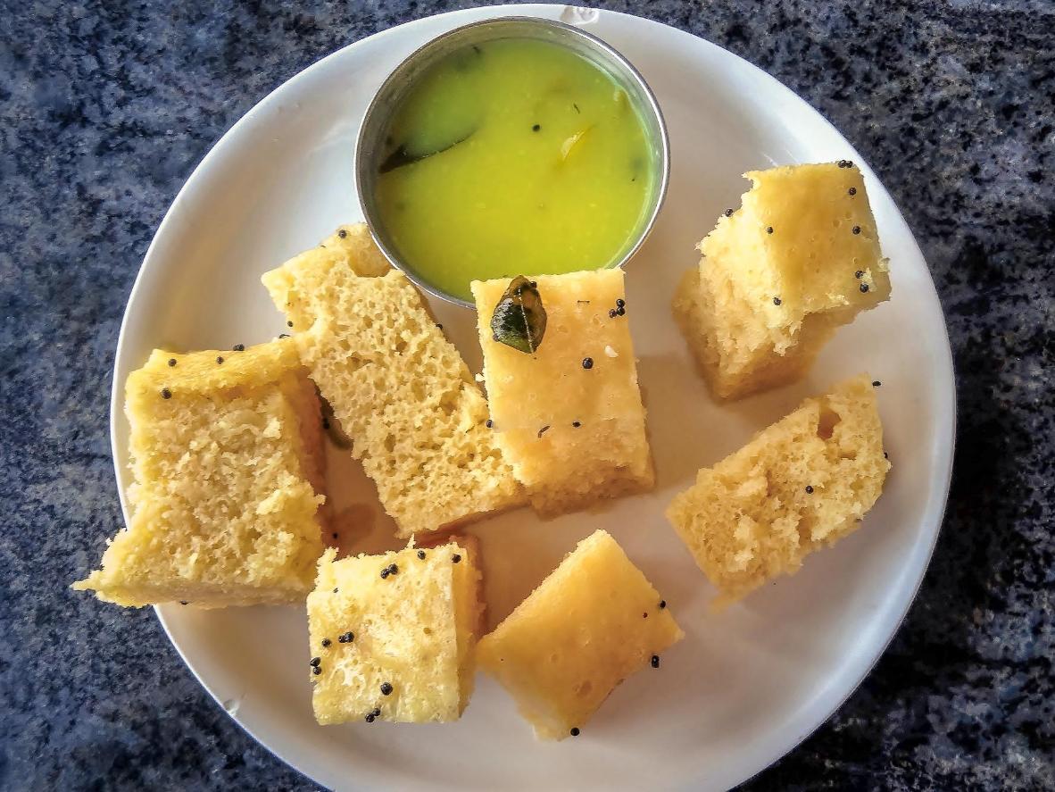 Have breakfast in Rajkot