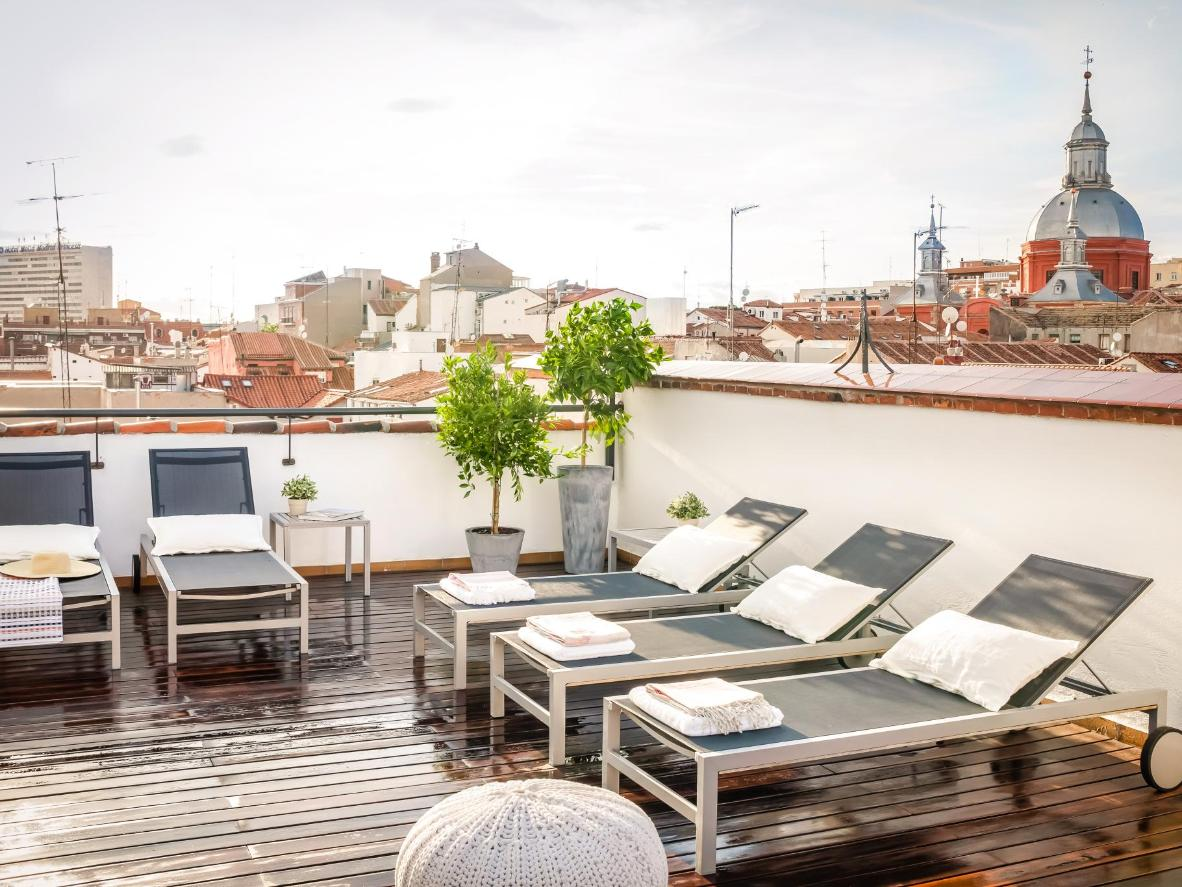 Eric Vökel Boutique Apartments in Madrid, Spain