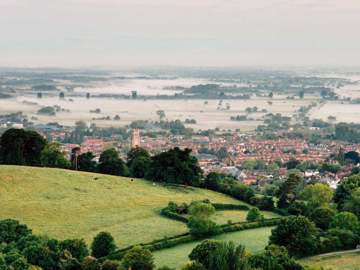 Glastonbury est une ville culturelle, même en dehors de son célèbre festival