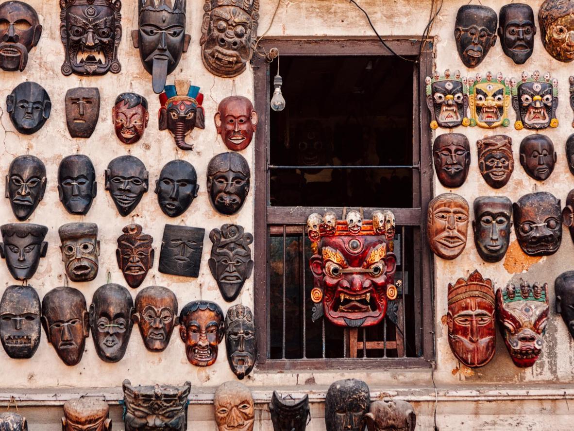 Katmandú es el centro de la historia, el arte y la cultura nepalí