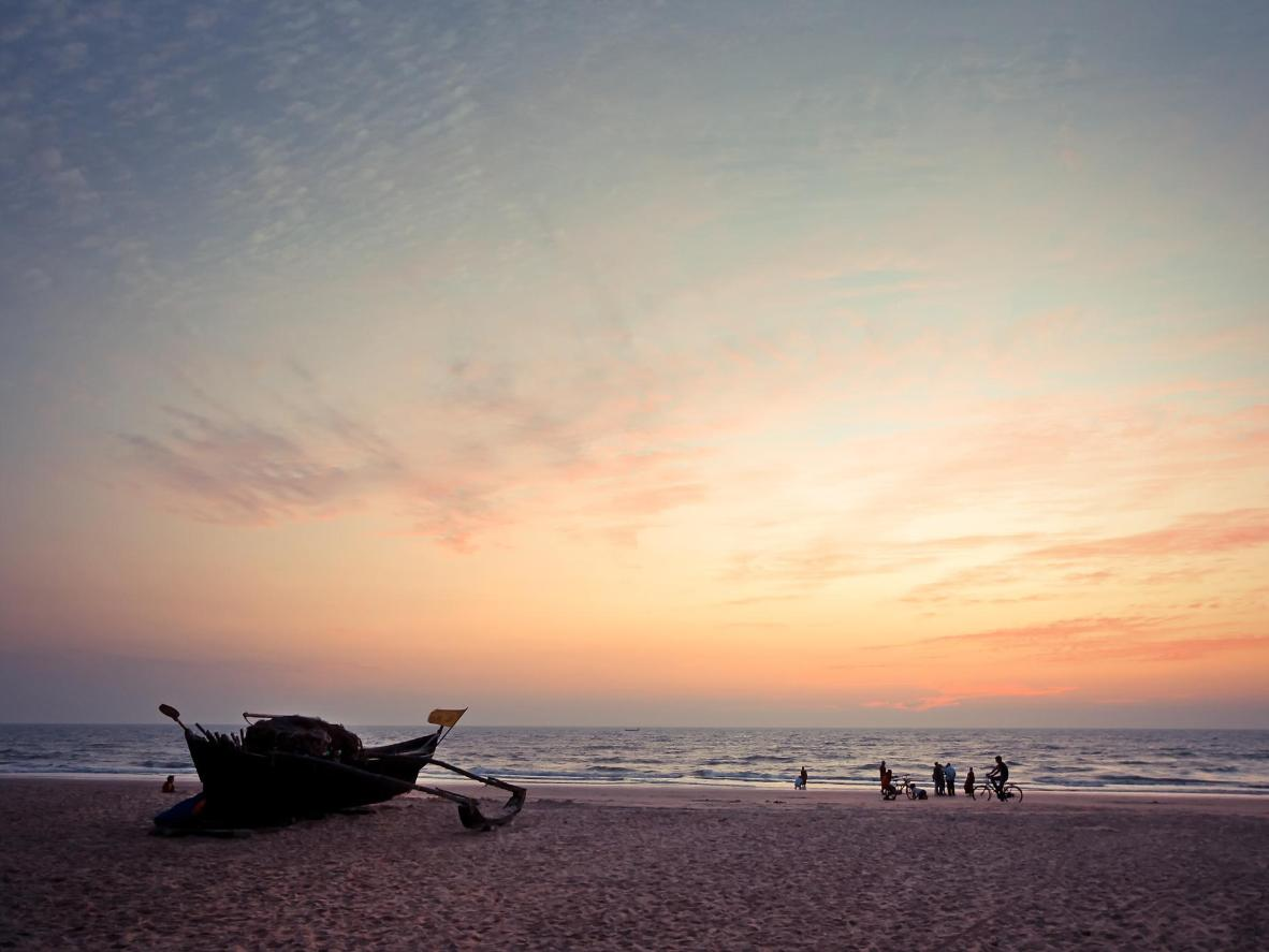 Varca is a traditional southern Indian fishing village