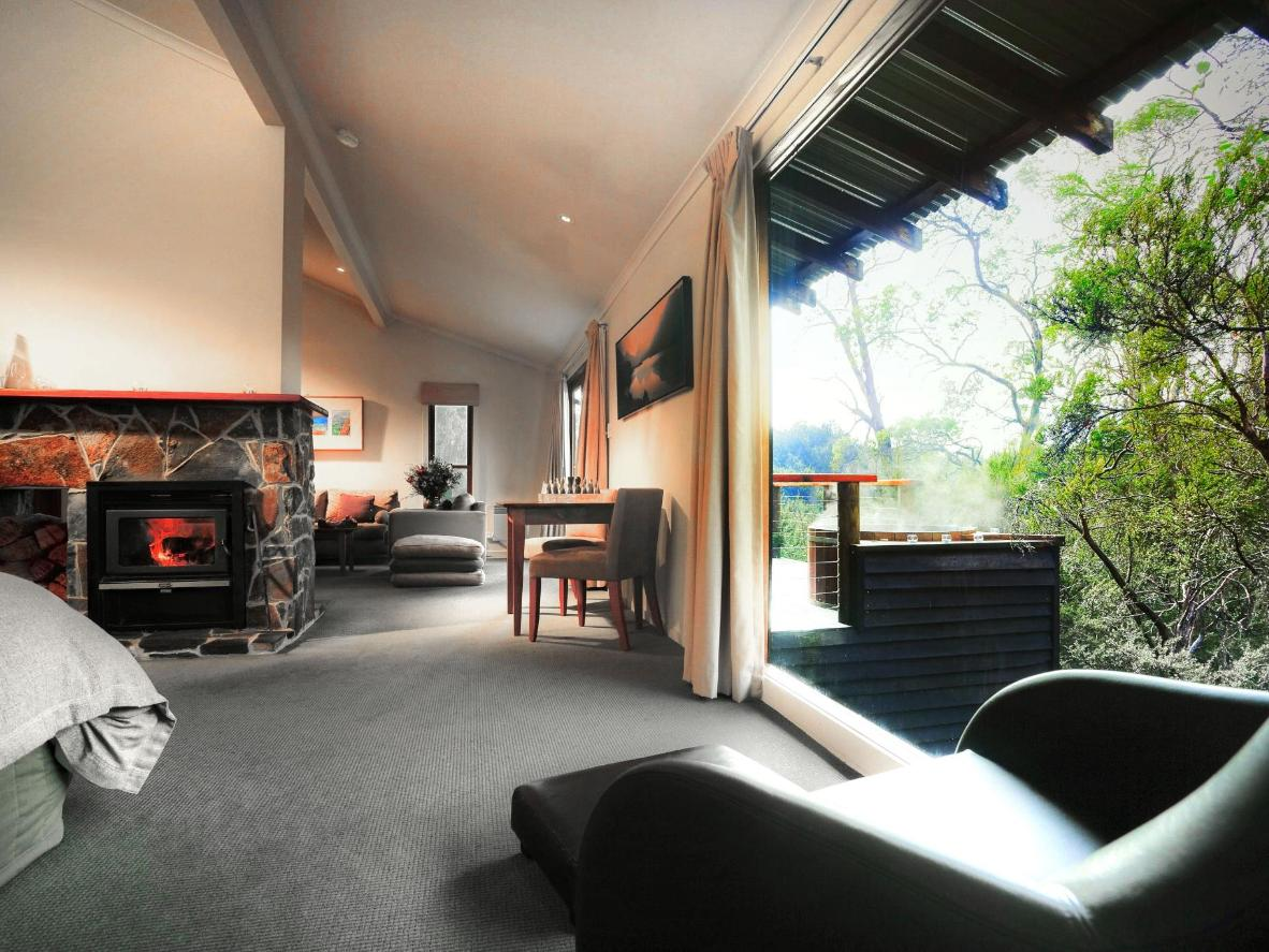 Peppers Cradle Mountain Lodge in Tasmania