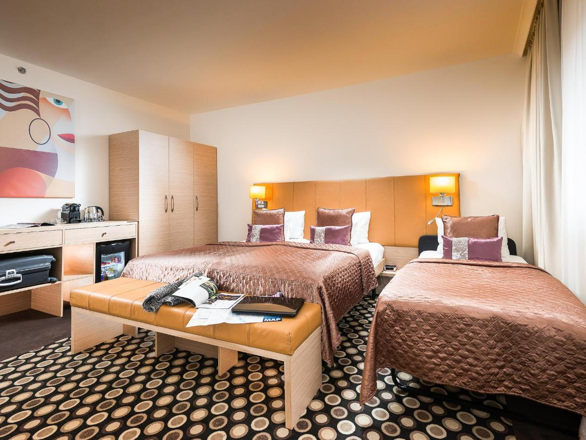 Bo33 Hotel Family & Suites in Budapest