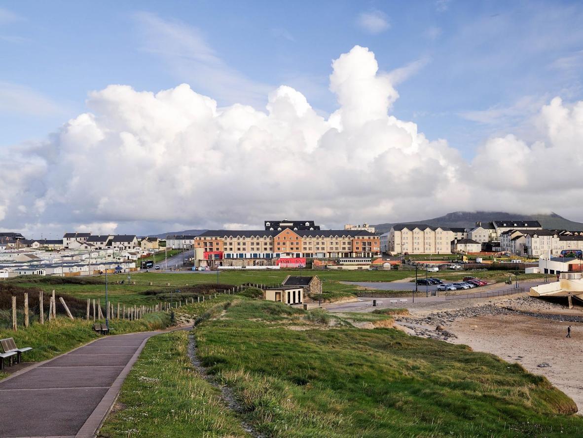 Bundoran is one of Ireland's most popular destinations for country music fans