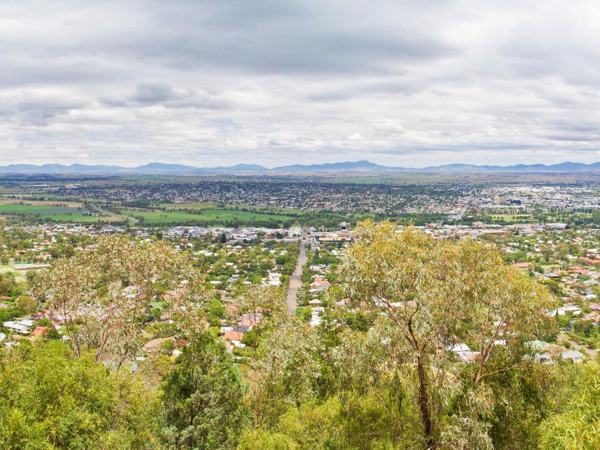 The country music capital of Australia, Tamworth