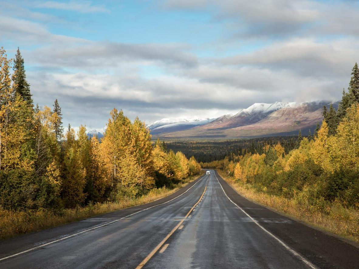 Route 97 is the longest continuous north-south highway in the USA